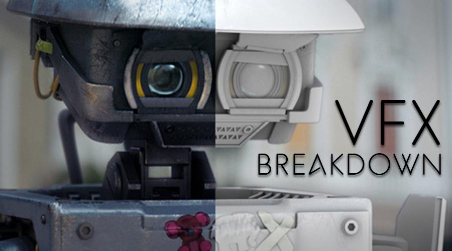 Robot Protergia – VFX Breakdown