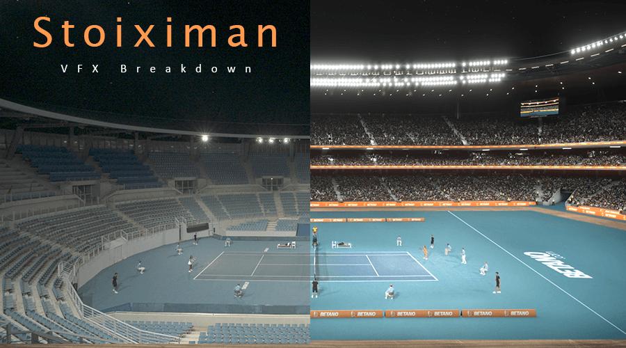 Stoiximan/Betano – VFX Breakdown