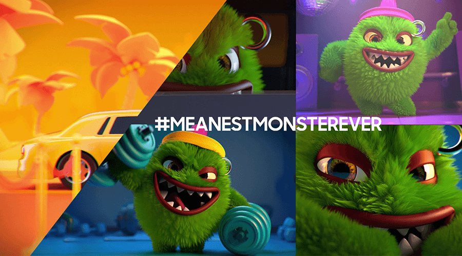 Meanest Monster Ever – Teasers