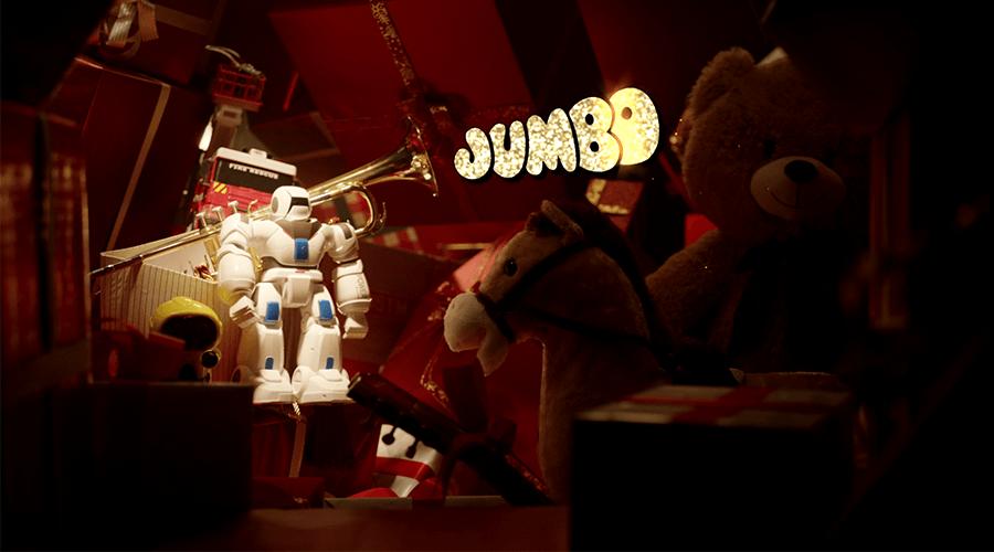 "JUMBO – Countdown ""Magic Bell"""