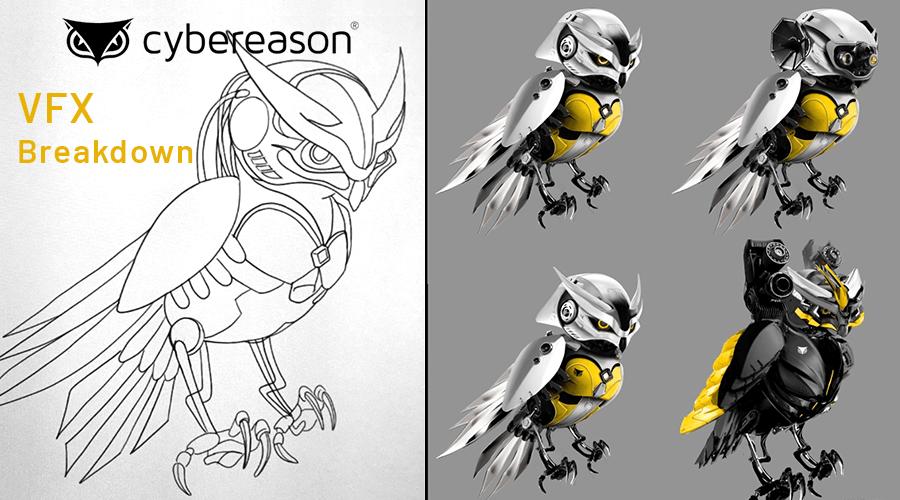 """Cybereason """"DEFENDERS"""" – VFX Breakdown"""